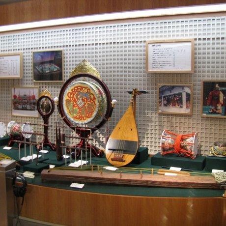 Японские музыкальные инструменты
