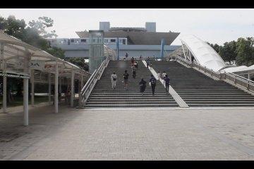Glimpse Tokyo's Largest Convention Center