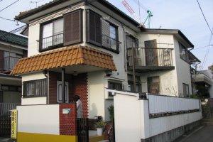 Дом в пригороде Токио