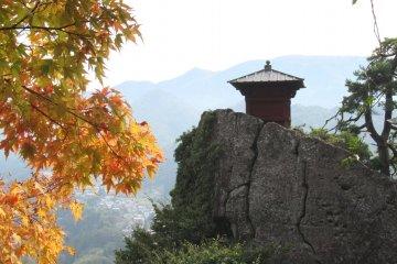 Climbing Yamadera