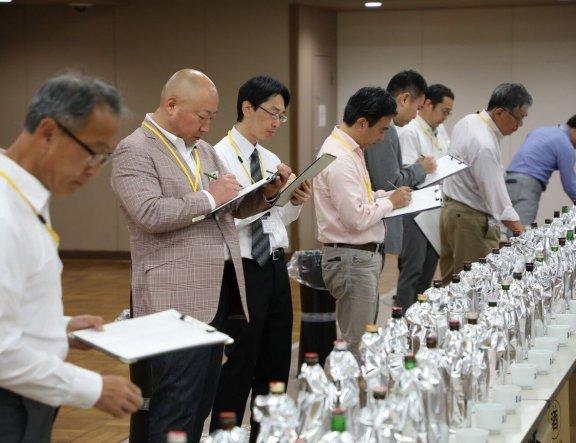 Sake Competition 2019