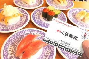 На любой вкус и всего за ¥100