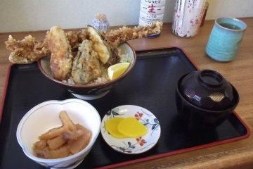 Uoriki: Japanese Dining in Nagano