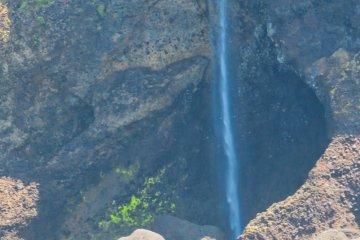 Kashuni瀑布