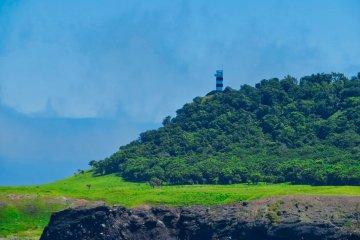 Lighthouse at Cape Shiretoko