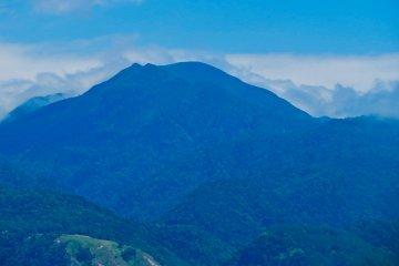 Mt. Rausudake 1661 meters (5449 feet