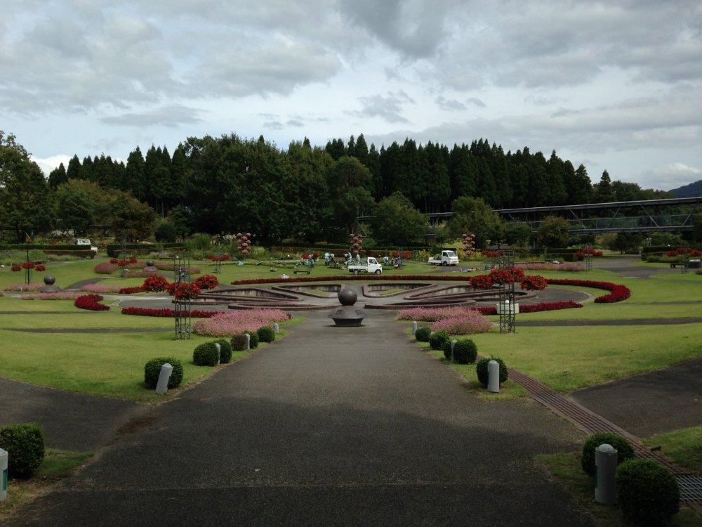 Парк Ханакайро