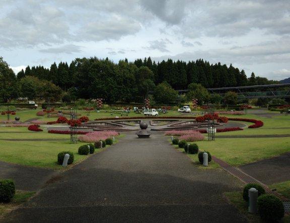 Красные поля в Ханакайро