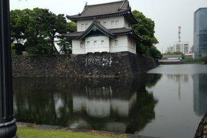 "Сторожевая башня Фудзими, или ""Фудзими ягура"""