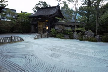 Rengejo-in monk lodging