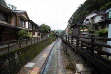 Yunomine Onsen Town