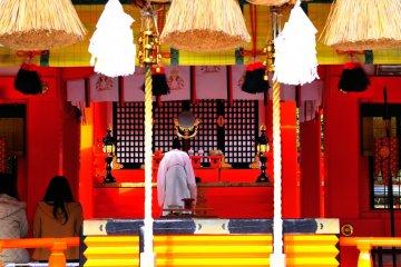 Kumano Hayatama Taisha Grand Shrine