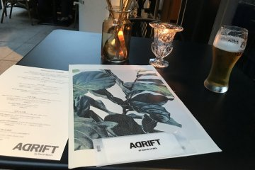 ADRIFT brings a casual atmosphere to high-end dining