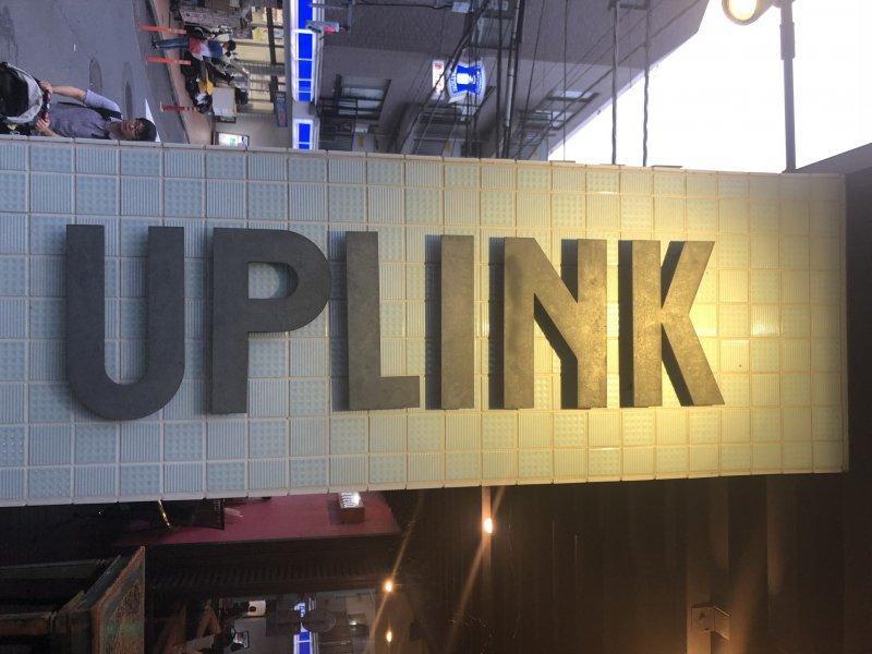 At Uplink Shibuya