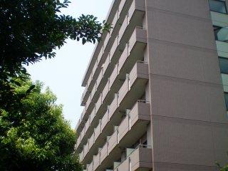 Oakhouse Kamata 260 building again
