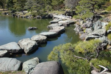 The refined beauty of Kiyosumi-teien
