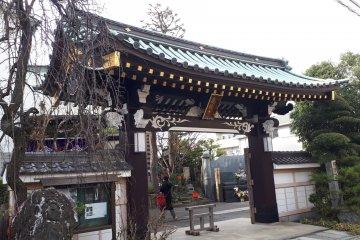 Manpukiji Temple, Shibamata