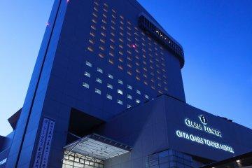 Oita Oasis Tower Hotel