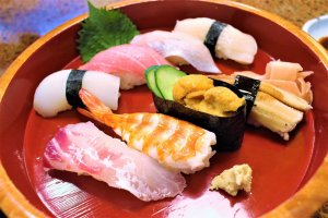 Foods incorporating fish are a large part of Japan's culture