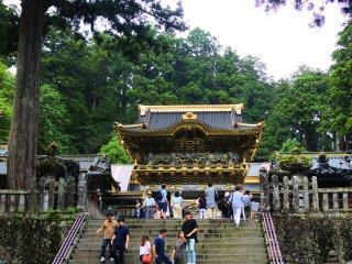 The Yomei-mon Gate