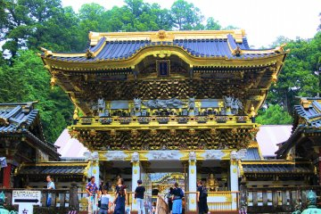Nikko's Famous Toshogu Shrine