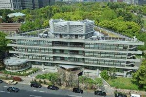 Hibiya Library & Museum