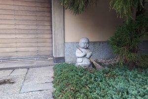 Stone gardener