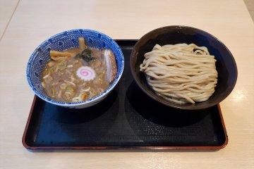 Rokurinsha Ramen, Haneda Airport