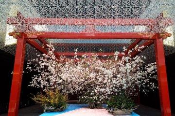 The Edo Butai cultural stage