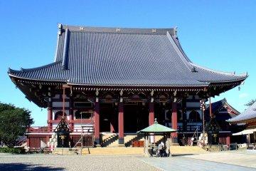 Ikegami Honmonji Temple