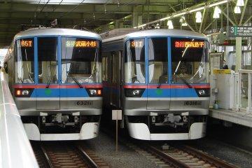 The Toei Mita Line