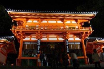 八坂神社西楼门