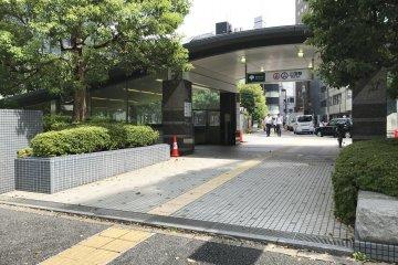 Mita Station