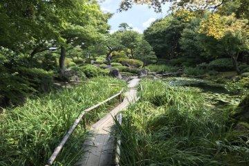 Yushi garden