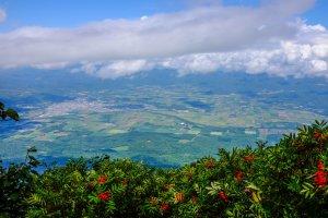 Pemandangan yang indah di Kutcham, Hirafu, dan Niseko