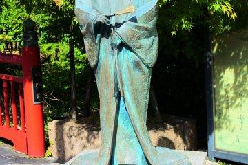 The statue of Nene