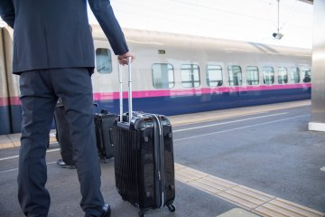 New Shinkansen Luggage Rules