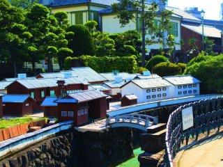 A mini-scaled version of Dejima