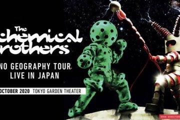 더 케미컬 브러더즈: 도쿄 투어