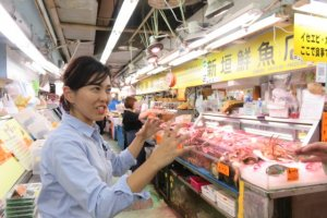 The first stop for this paddock to plate experience is the iconic Makishi Markets, itself a testament to the phoenix like rebirth of Naha after the war