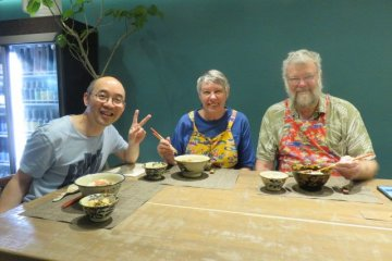A secret to Okinawan longevity is moai, a lifelong circle of friends who support each other through thick and thin.