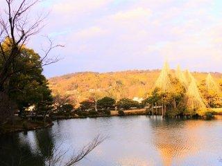 栄螺山からの眺め