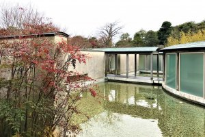 This modern tea house will rethink your ideas of the Japanese tea ceremony in the new century