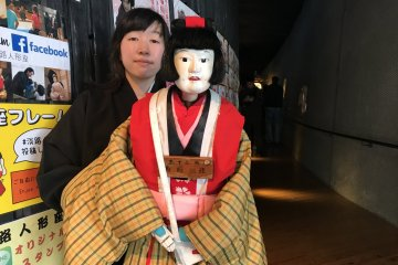 Recently we have seen a revival of sorts on the island, with a younger generation shining a light to the traditional arts and crafts, such as the Bunraku puppet theatre
