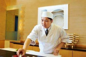 Delightful Japanese food at Awami Restaurant
