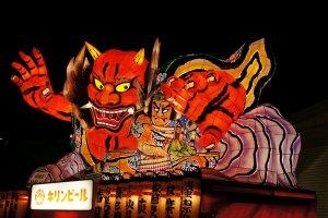 Nebuta Festival, Aomori