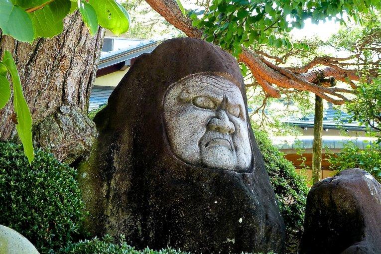 Izu Shuzen-ji Temple in Summer