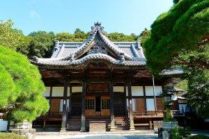 修禅寺本堂