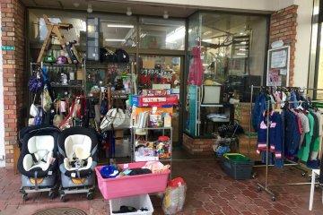 Mini Recycle Shop