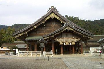 Izumo Taisha, Shimane